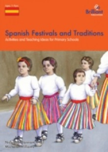 Обложка книги  - Spanish Festivals and Traditions