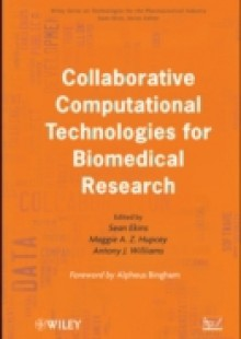 Обложка книги  - Collaborative Computational Technologies for Biomedical Research