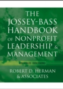 Обложка книги  - Jossey-Bass Handbook of Nonprofit Leadership and Management