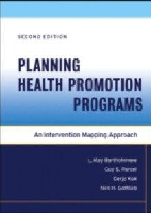 Обложка книги  - Planning Health Promotion Programs