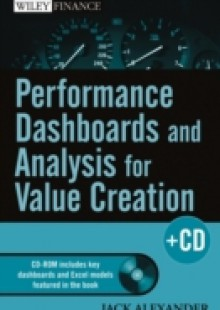 Обложка книги  - Performance Dashboards and Analysis for Value Creation