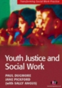 Обложка книги  - Youth Justice and Social Work