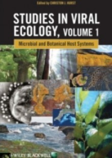 Обложка книги  - Studies in Viral Ecology, Volume 1