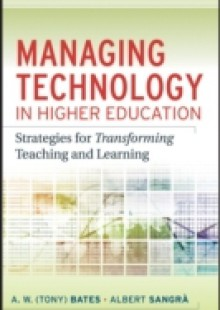 Обложка книги  - Managing Technology in Higher Education