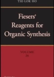 Обложка книги  - Fiesers' Reagents for Organic Synthesis, Volume 26