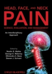 Обложка книги  - Head, Face, and Neck Pain Science, Evaluation, and Management