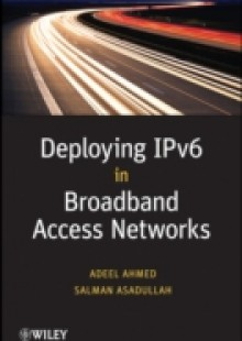 Обложка книги  - Deploying IPv6 in Broadband Access Networks