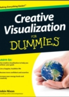 Обложка книги  - Creative Visualization For Dummies