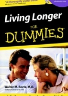 Обложка книги  - Living Longer For Dummies