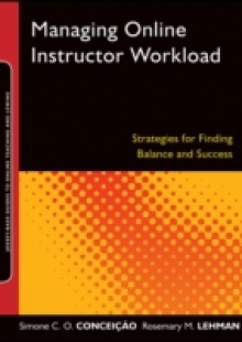 Обложка книги  - Managing Online Instructor Workload