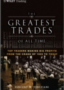 Обложка книги  - Greatest Trades of All Time