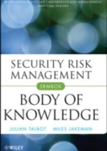 Обложка книги  - Security Risk Management Body of Knowledge