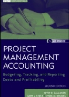 Обложка книги  - Project Management Accounting, with Website