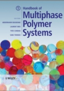 Обложка книги  - Handbook of Multiphase Polymer Systems