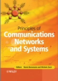 Обложка книги  - Principles of Communications Networks and Systems