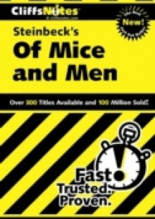 Обложка книги  - CliffsNotes on Steinbeck's Of Mice and Men