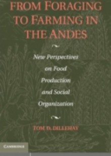 Обложка книги  - From Foraging to Farming in the Andes