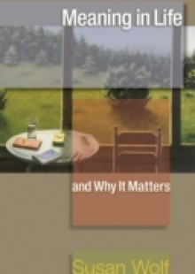 Обложка книги  - Meaning in Life and Why It Matters