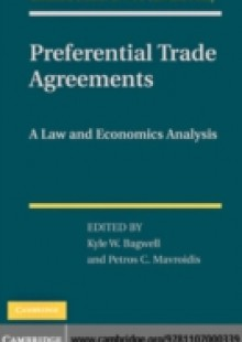 Обложка книги  - Preferential Trade Agreements