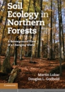 Обложка книги  - Soil Ecology in Northern Forests