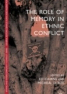Обложка книги  - Role of Memory in Ethnic Conflict