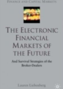 Обложка книги  - Electronic Financial Markets of the Future