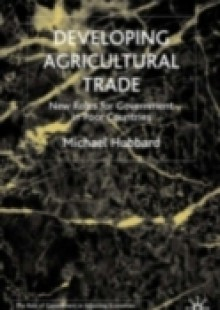 Обложка книги  - Developing Agricultural Trade