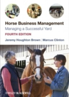Обложка книги  - Horse and Stable Management