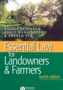 Обложка книги  - Essential Law for Landowners and Farmers