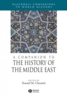 Обложка книги  - Companion to the History of the Middle East
