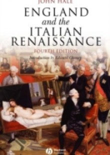 Обложка книги  - England and the Italian Renaissance