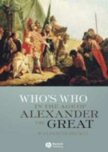 Обложка книги  - Who's Who in the Age of Alexander the Great