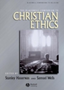 Обложка книги  - Blackwell Companion to Christian Ethics