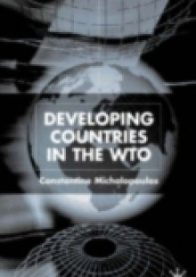 Обложка книги  - Developing Countries in the WTO