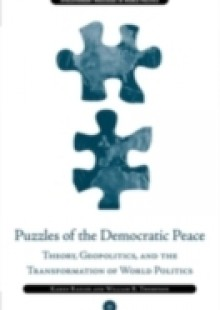 Обложка книги  - Puzzles of the Democratic Peace