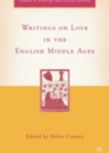 Обложка книги  - Writings on Love in the English Middle Ages