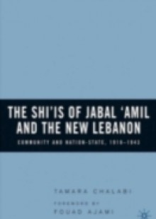 Обложка книги  - Shi'is of Jabal 'Amil and the New Lebanon