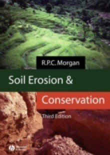 Обложка книги  - Soil Erosion and Conservation