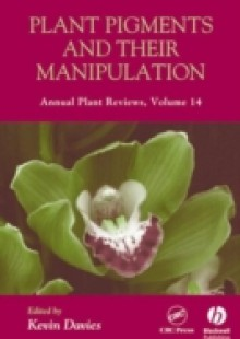 Обложка книги  - Annual Plant Reviews, Plant Pigments and their Manipulation