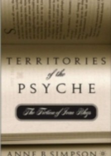 Обложка книги  - Territories of the Psyche: The Fiction of Jean Rhys