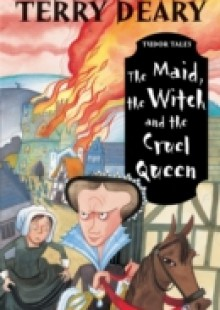 Обложка книги  - Maid, the Witch and the Cruel Queen