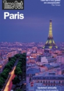 Обложка книги  - Time Out Paris 18th edition