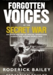 Обложка книги  - Forgotten Voices of the Secret War