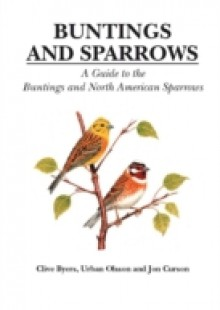 Обложка книги  - Buntings and Sparrows