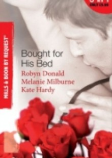 Обложка книги  - Bought for His Bed
