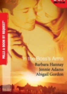Обложка книги  - In the Boss's Arms