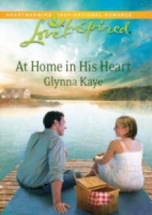 Обложка книги  - At Home in His Heart