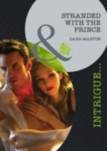 Обложка книги  - Stranded with the Prince (Mills & Boon Intrigue) (Defending the Crown, Book 3)
