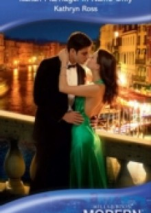 Обложка книги  - Italian Marriage: In Name Only (Mills & Boon Modern)