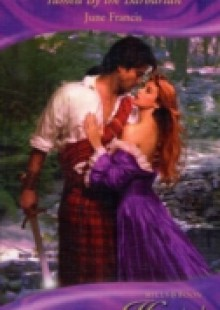 Обложка книги  - Tamed by the Barbarian (Mills & Boon Historical)